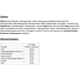 Enervit Protein Deal Bar Caja 25x55g, Coconut